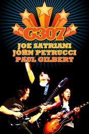 G3 2007 Tour Poster