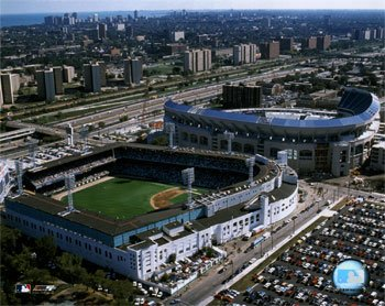 Old Comiskey, New Comiskey