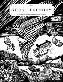 Ghost Factory Issue 2 cover
