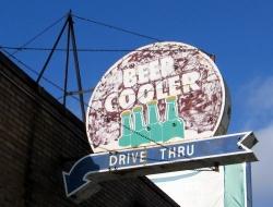 Beer Cooler, Ypsilanti, MI
